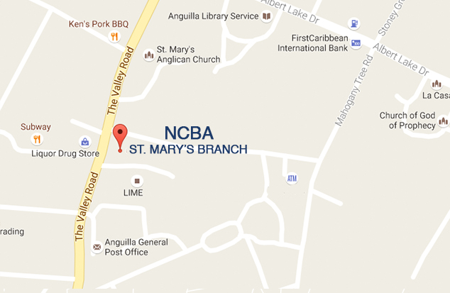 NCBA St. Mary's Street Branch